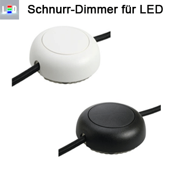 LED Wire Dimmer 230V/AC - 3-55W
