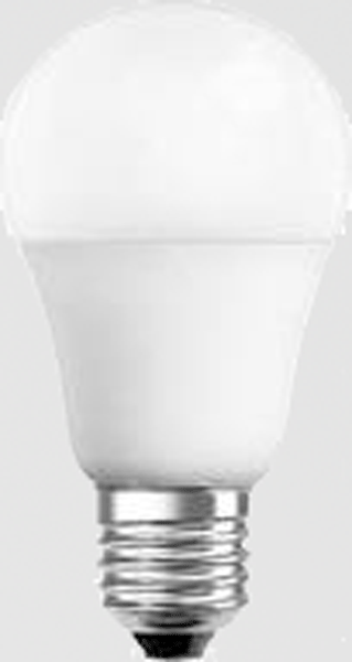 LED Lampe OSRAM E27 PCLA40 5,5W (40Watt) / 827 warmweiss - 220-240V/AC • E27 • 220-240V