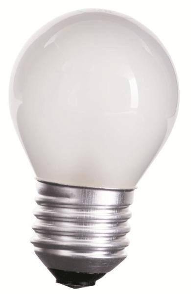 LED Lampe • E27 • 230V/AC • 1,0W (1W=10W) • 20lm • kaltweiss • 6000K • 270° • 45x70mm •