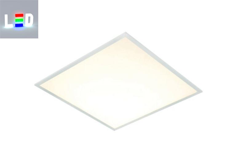 LED Panel Raster 620x620 - 625x625 - 3000K warmweiss für Kassettendecke, Odenwald Decke, Büro und Verwaltungen