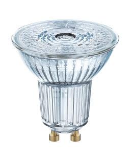 LED Strahler • OSRAM • GU10 dimmbar / PAR16 • 230V/AC • 3W (3W=35W) • 2700K • warmweiss • 230lm • Abstrahlwinkel 36°