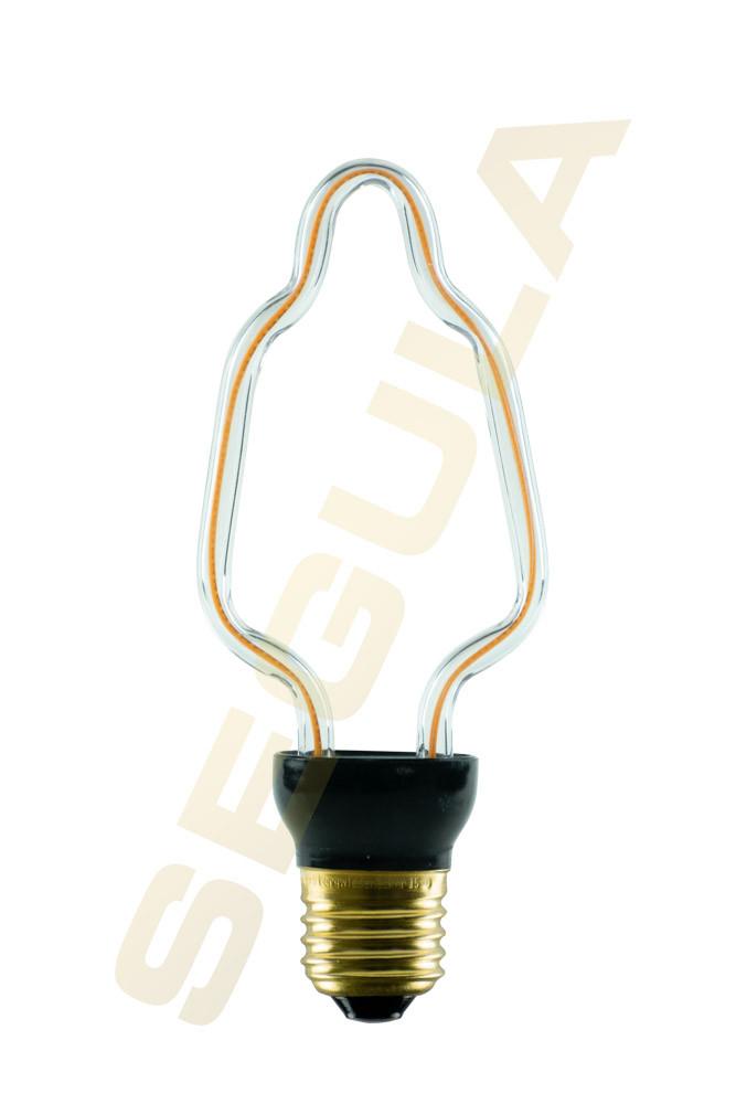LED Filament Art-Line • E27 • 8W (28W) • 300LM • 2200K • D: 65mm L:170mm • Segula 50136