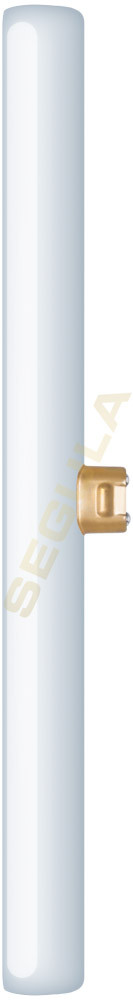 LED S14d L=300mm - Linienlampe aus Glas opal 360° • 8W/822 • (8W=32W) • 2200K superwarmweiss • 350lm • 220-240V/AC/50-60Hz • dimmbar ja