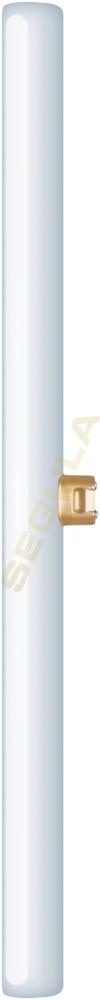 Segula LED super warm weiss S14d 500mm 50cm Glas klar opal  2200 Kelvin 12W 480 Lumen