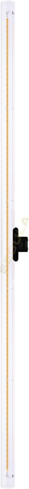 Segula LED super warm weiss S14d 1000mm 100cm Glas klar klarglas 2200 Kelvin 13W 720 Lumen