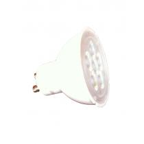 LED Strahler • GU10 / PAR16 • 230V/AC • 6W • (6W = 50W) • 2700K • ww• 350lm • 36° • nicht dimmbar