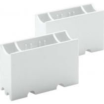 S14s (Paar) Fassung für Linienlampen Sockel S14s - passend für auch für OSRAM Linestra und Philips Philinea auch LED