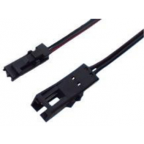 LED-Mini Stecker Verlängerungsleitung 1,8 Meter für 12V/24V DC max. 3A