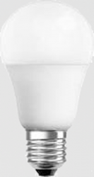 LED Lampe OSRAM E27 PCLA40 5,5W (40Watt) / 827 warmweiss - 220-240V/AC • E27 • 220-240V