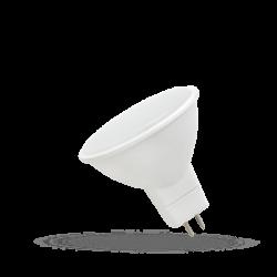 LED Strahler spectrum • GU5,3 (MR16) • 12V/AC • 6W (6,0W = 50W) • 6500K • kaltweiss • 450lm • 120° • DxL50x54mm • nicht dimmbar