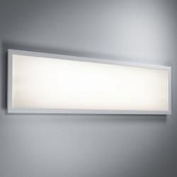 LED Panel 1200x300mm • OSRAM • Farbton 3000K • 230V/AC 50/60Hz • 36W • 3400lm • nicht dimmbar • 120° • incl. Trafo • Randleistenfarbe silber
