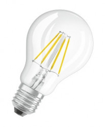 LED Filament-Lampe OSRAM E27 PCLA60 7W (60Watt) / 827 warmweiss - 220-240V/AC • E27 • 220-240V