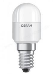 Osram T26 LED Lampe E14 kaltweiss 230V/AC - für Kühlschränke - Dunstabzug etc.