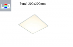 LED Panel 300x300mm - warmweiss - 13W - 4000K - 900lm