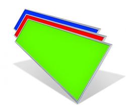 RGB LED Panel 1200x300mm - dimmbar 40W 3000Lumen