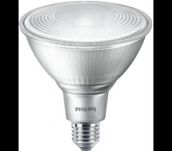 LED Strahler IP65 PAR38 230V/AC E27 IP65  25° 13W 875lm warmweiss 2700K dim  geeignet für Akzentbeleuchtung