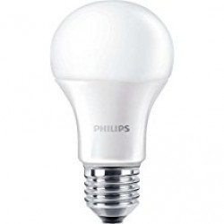 LED Lampe Philips  11,5W/827  E27  220-240V  11,5W = 75W 1055lm  2700K warmweiss  200° 60x110mm