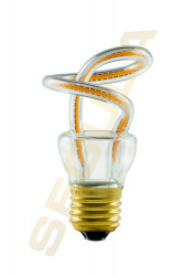 LED Filament Art-Line • E27 • 8W (30W) • 330LM • 2200K • D: 65mm L:100mm • Segula 50149