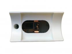 Fassung Linestra - Linienlampe S14s - Radium 662 (Baugleich Osram 662)