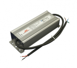 Meanwell IP 66 Trafo/Konverter für LED - KVF-24150-TDH - Input 200-240V/AC 47-63HZ 1.2A - Output 24V 150 Watt  6.25A - Size 265*78*47mm (L*B*H)