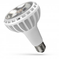 LED Strahler PAR30 230V/AC  E27 • 24° • 20W (20W = 150W) • 2000lm • warmweiss 830 • 3000K • IP20 • L130,0mm • D95,0mm