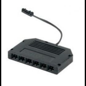 LED Mini-Stecker - 6-Fach Verteiler-Erweiterung für Mini-LED Stecksystem