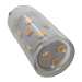 LED G4 12V AC/DC ⌀ 18mm/L49mm 5W (5W = 40W)  2800K  510lm  360° Kunststoff, Keramik_View3