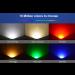 RGB Strahler Licht - Beispiel