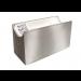 Fassung/Sockel für Linienlampen wie Linestra S14d Edelstahl gebürstet matt - Ansicht Verkauf