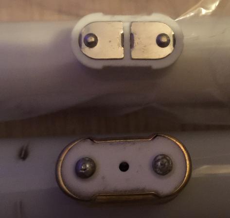 Unterschiedliche S14 Sockelgrössen