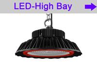 LED HighBay als Ersatz für HQI und HQL Leuchten