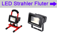 LED Strahler Fluter Flood light