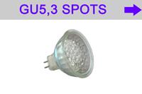 LED Spot - GU5,3/GX5,3 - LED Strahler GU/GX5,3