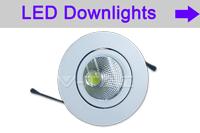 LED Einbauleuchten / Downlights