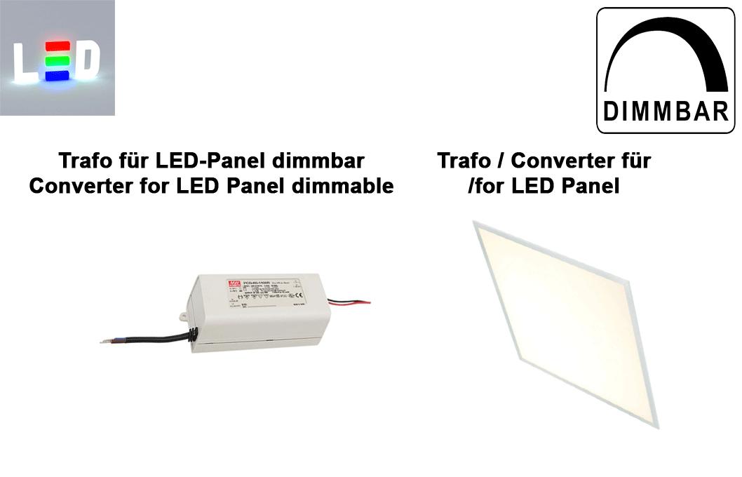 Bild Trafo für LED Panels